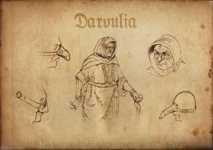 Darvulia Parchment