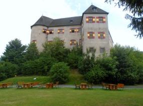 Ritterburg castle